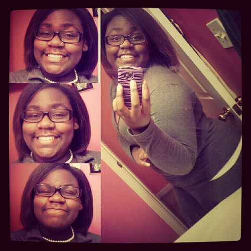 HOES Is ALL Out Here Tryna Find Somebody Else Ole' Dude.. It's Not AFFECTING The SMILE On My Pretty Little Face ! :)