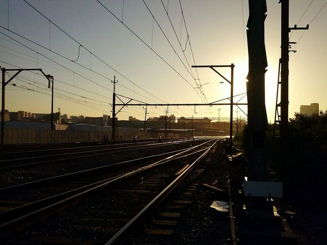 Morning Sky Railway