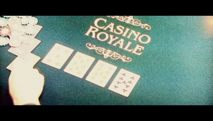 watching tv Watching Tv James Bond Casino Royale