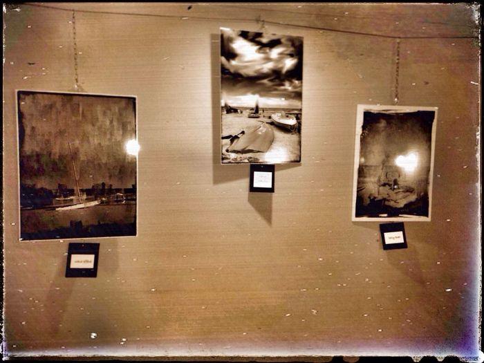expo 3 IPhoneArtism Photo Exhibition Visioni E Pulsioni Blackandwhite