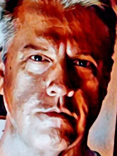 Self-Portrait. One Man Only Headshot Man Distinguished Gentleman Strong Man Strong Nature Firmness Firm Intensity Middle-aged Man Look What The Years Have Done He Knows Who He Is He Will Protect You Integrity What Do You See In His Eyes
