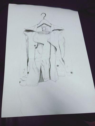 Manaa Drawing Veste