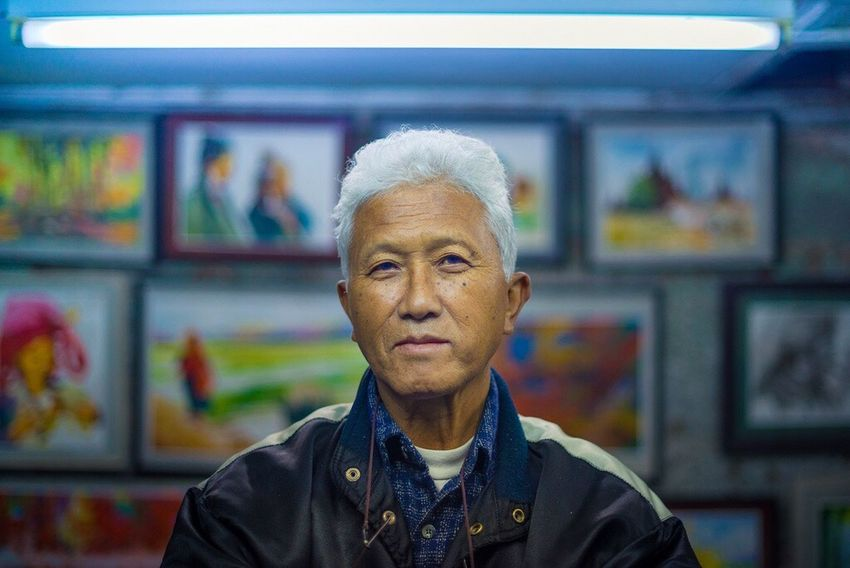 The Portraitist - 2016 EyeEm Awards