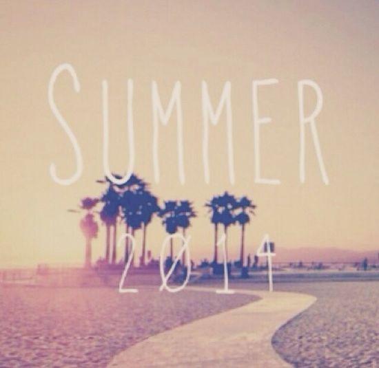 Summer 2014? Hi!