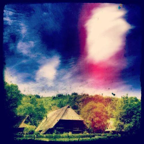 #sommerfrische #hochschwarzwald #gutach #vogtsbauernhof Gutach Vogtsbauernhof Sommerfrische Hochschwarzwald