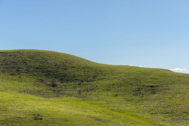 Rolling hills,