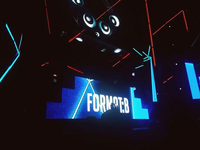 El mejor de la noche, Format:B Rave Techno Techhouse FarAwayFestival Formatb