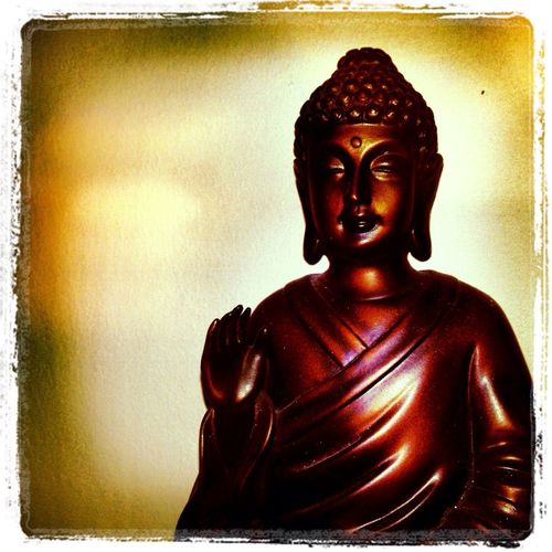 Buddha Buddha Spiritual Peace Statue