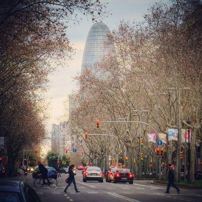 Torre Agbar, Barcelona #splendiaHotels #ig_cityGuide splendiaHotels Ig_cityguide Splendiahotels