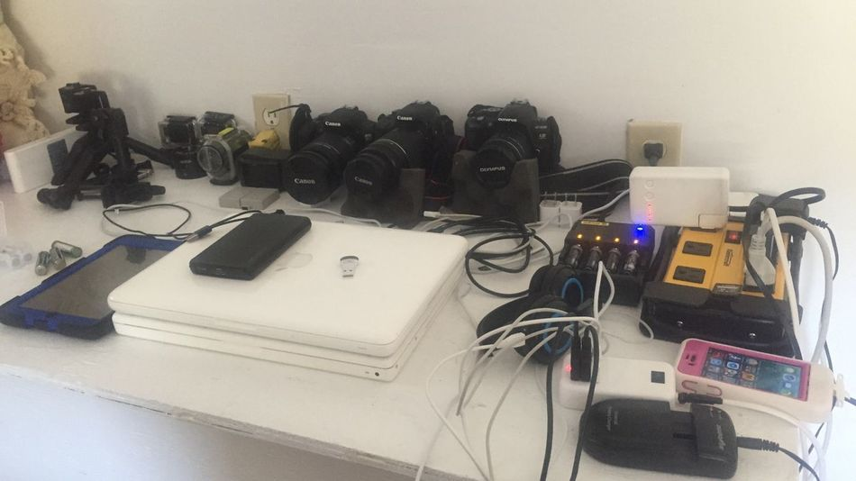 So many cameras so little time Technology I Can't Live Without