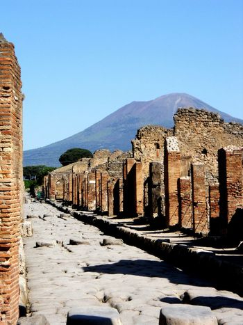Pompeii  Mount Vesuvius Italy EyeEm Italy Travel Eyeem Travel Historic Site The Artsy Lens Ladyphotographerofthemonth Nikonphotography The Great Outdoors - 2016 EyeEm Awards