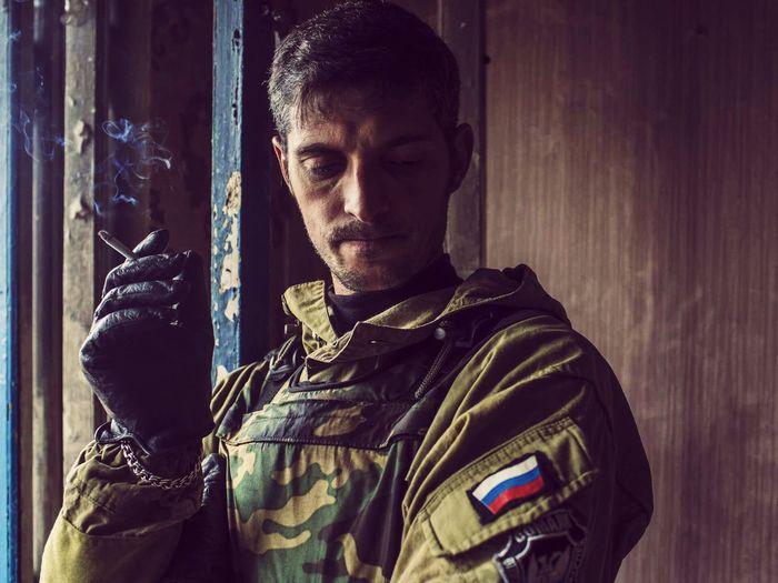Soldier Russian Cigarette