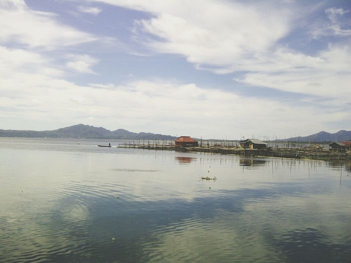 Danau Tondano in Manado INDONESIA. Photography