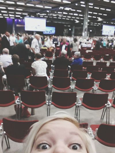 JW Convention Summer People Me