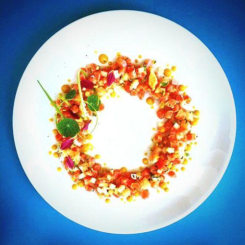 Beautifully Organized Food Dizayn Beatiful Place Naturelover❤ Plate Lunch Work Hard Allthepeopleoftheworld Teamwork Choosing Science No People Astrology Sign