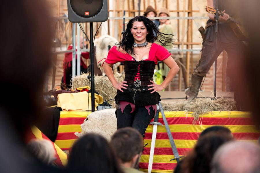 Arts Culture And Entertainment Carnaval Celtic Dance Enjoyment Fitougraphie France Fun Laurent Vankilsdonk Mouvement Perpignan Smiling