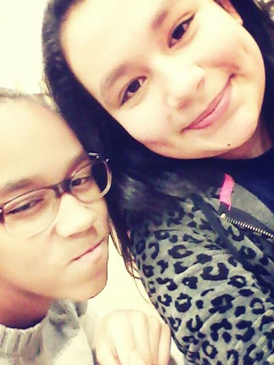My Boo thang! ♥♥ @infinity_luver
