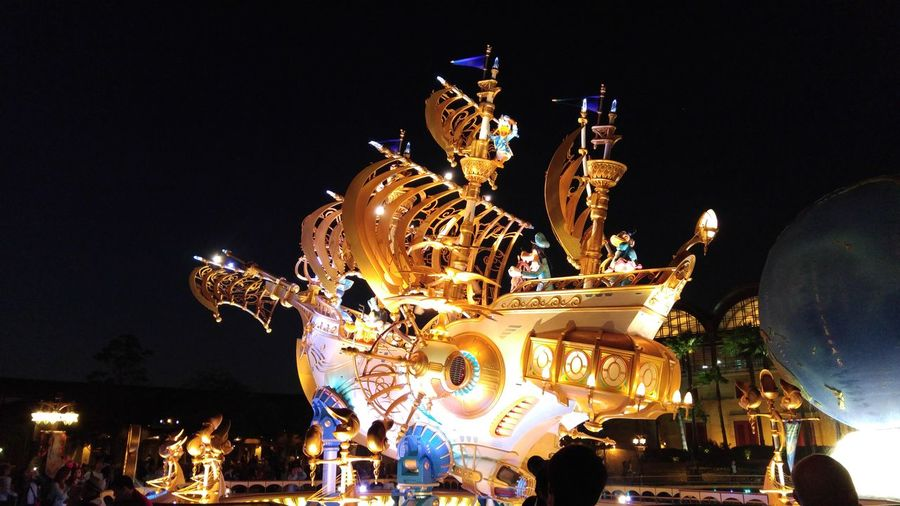 Boat Light And Shadow Boats Boats⛵️ Ship DisneySea 20000feet 20000 Lieux Sous Les Mers