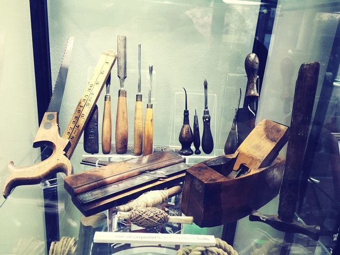 Old style tools