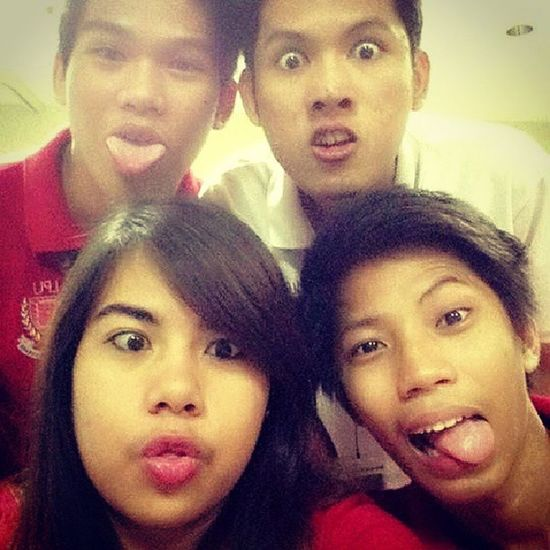 Funny faces attaaaack xD hahahaa .... Clowns Jokers Bully Funny wacky igers throwback