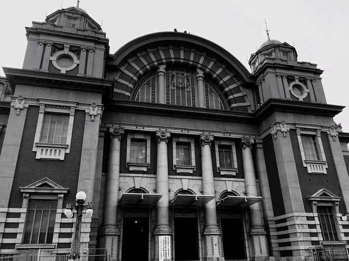 Osaka Central Public Hall School Excursion Excursion Day Architecture Seismic Retrofit My Student Life Walking Around the City
