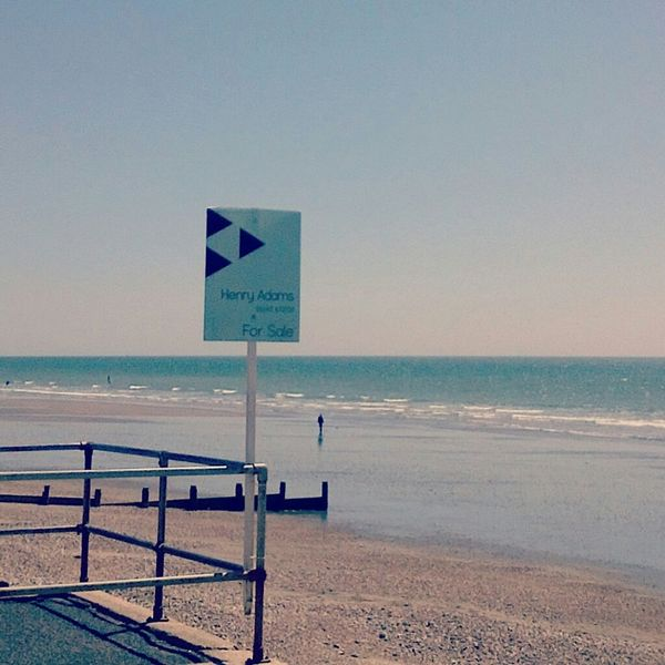 Beachforsale Notreally Justkidding EastWittering Chichester Westsussex