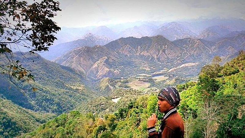 Tondok, perbatasan Enrekang-Toraja via Baroko Instashot Naturephotogtaph Landscape Enrekang -toraja Vacation Holiday Highland