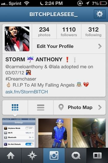 Follow Me On Insta