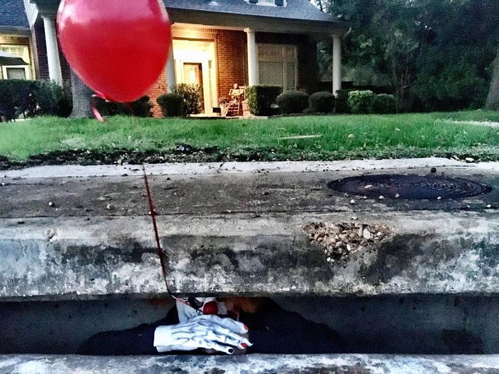 Handing out Halloween candy from inside the drain 🤣 Trick or Treat luring Hiding Place immitating hiding hiding face scary clown scary places scary masks scary scare costume Red Balloon Water drain Halloween Prank Prank Horror horror movies IT halloween fun halloween night Halloween Costumes Halloween Horrors Trick Or Treat Luring Hiding Place Immitating Hiding Hiding Face Scary Clown Scary Places Scary Masks Scary Scare Costume Red Balloon Water Drain Halloween Prank Prank Horror Horror Movies IT Halloween Fun Halloween Night Halloween Costumes Halloween