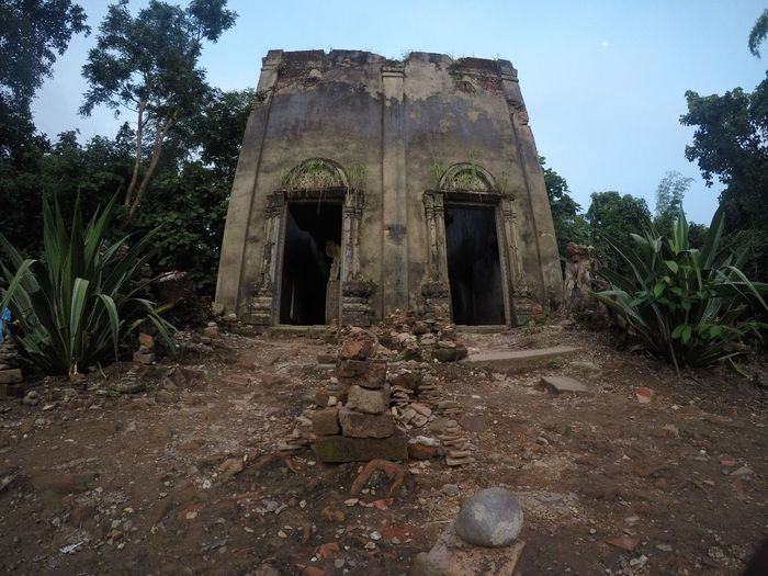 Buddhism Religious Sites Archaeological Site Church Sangkhlaburi Beautiful Gropro Buddhism