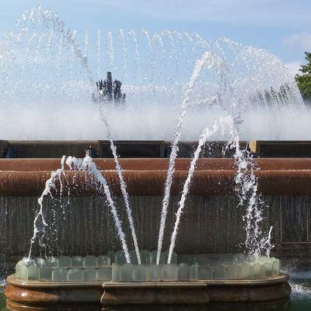 Fountain Fuente Suihkulähde Water Agua Vesi Fuentemagicademontjuic Barcelona Bcnexploradores Bcnexplorers Thebarcelonist