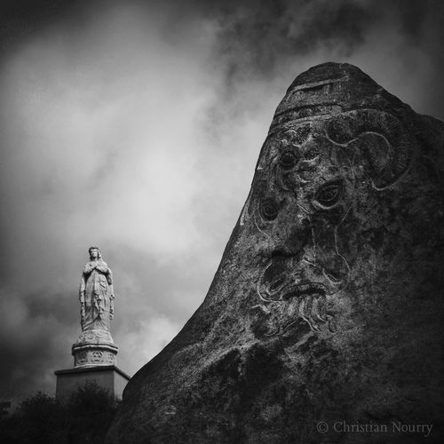 Mission Mystery Mystery Sacred Places Pagan Blackandwhite Black And White Leica D-lux Typ109 Shades Of Grey Learn & Shoot: Layering