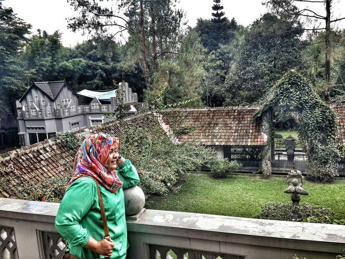 Keep smile Exploreyogyakarta Visitindonesia Museum History Traditional Culture Ullensentalu Restoranbeukenhof Kaliurang Travelling Janganpanikmaripiknik