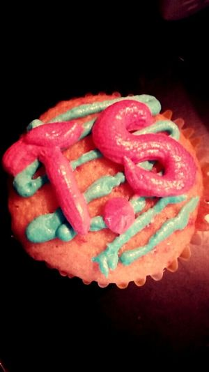 T.S Cupcakes Taylorswift Sweet Food