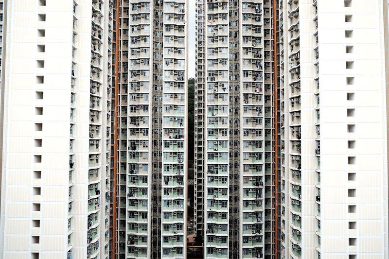 Explore HK: 蝸居