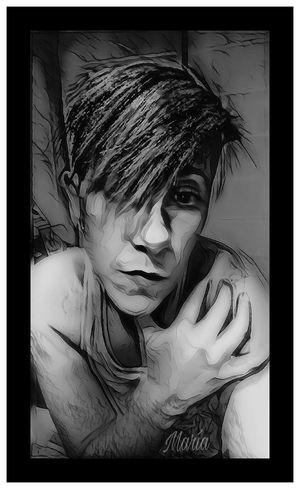 Edited By Me Artwork By Me Me Artisticselfie