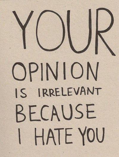 Opinions?  Tumblr Phrases Frasi Sui Muri