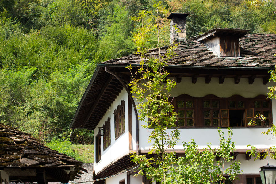 Architecture Beautiful Place Beautiful Places Around The World Beauty In Nature Building Exterior Bulgaria Green Color House Old Old Buildings Old Town Tree