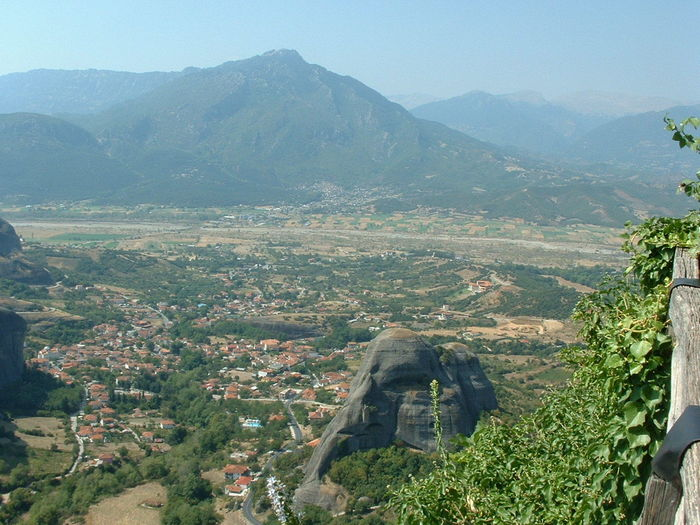 Greece Memories Summer Time  Mountains Rocky Mountains Ascension Holiday Monument Meteora