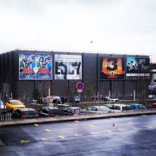 Cinema Studio Cinéma Paris Hollywood France