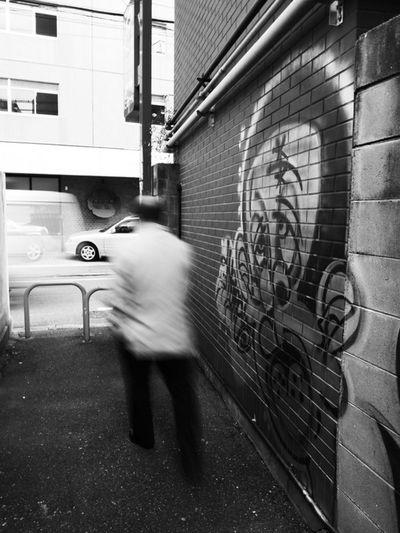My destination is... Monochrome Mono Street Photography Street