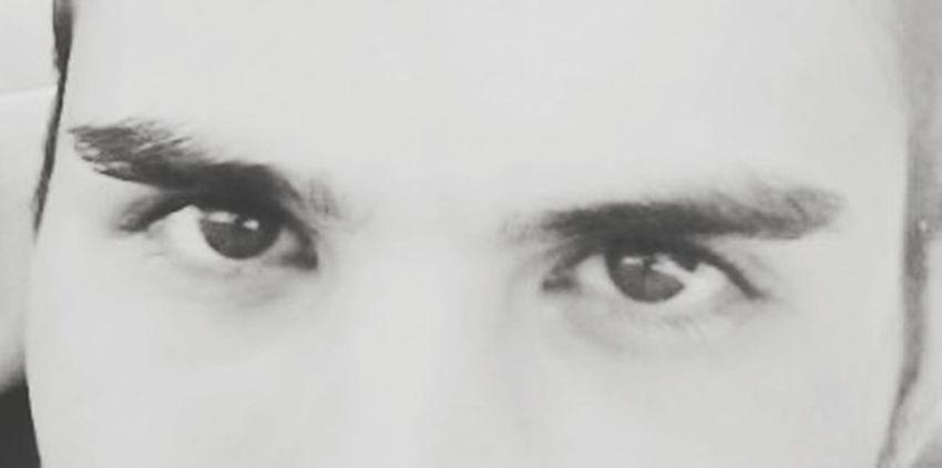Eyes That's Me Taking Photos Hello World
