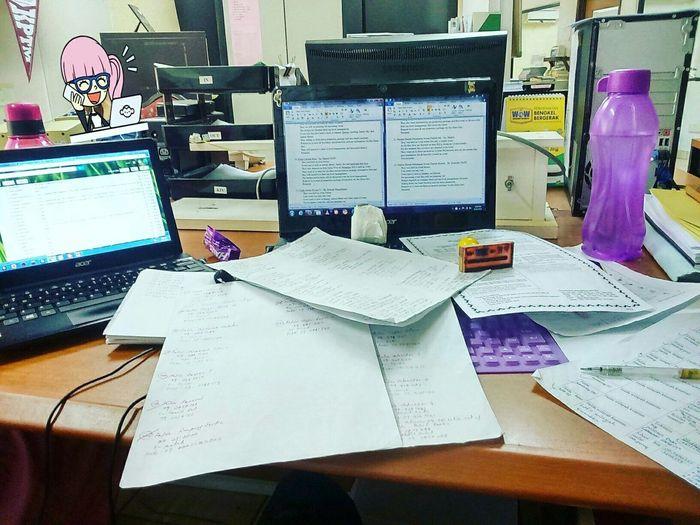 Busy day.. Intern Life  Workinprogress Telemarketing Salesadmin Sony Xperia Photography.