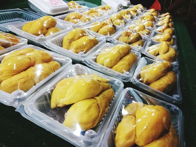 Ready-to-eat No People Close-up Freshness Fruit Durians King Of Fruit Shah Alam