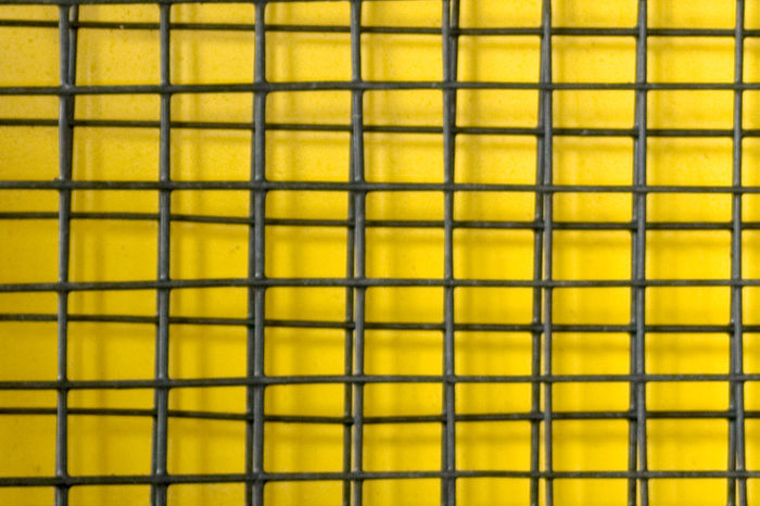 Full Frame Backgrounds Yellow Built Structure Indoors  Architecture Close-up Wall - Building Feature Geometric Shape Grid Repetition Extreme Close Up No People Conformity Thailand