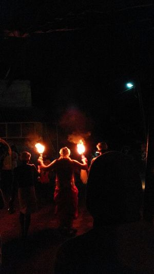 Learn & Shoot: After Dark WORSHIPING ANCESTRAL SPIRITS IN INDIA (BHUTA KOLA).... Fire Dance Midnight Festival