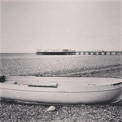 Boat on Brighton beach Pictapgo IPSContest Love Tweegram instagood photooftheday iphonesia instamood igers instagramhub picoftheday instadaily bestoftheday igdaily instagramers webstagram follow statigram life beach boat