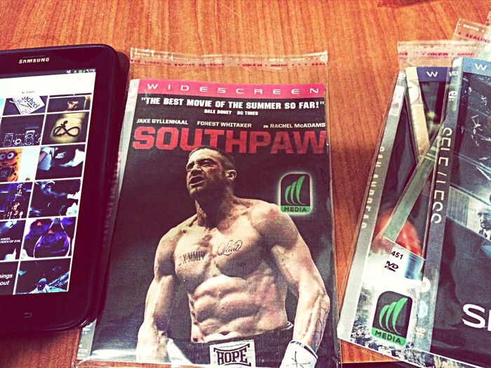 TopRankRepost Movies (: TeamNoSleep Southpaw Freakinawesome Real Film True Story