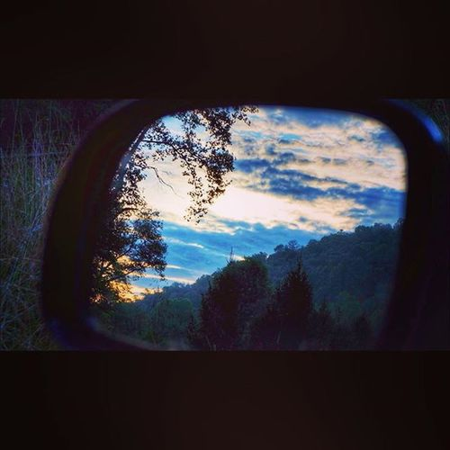 Bsm_shots Best_sidemirrorshots Reflection_shotz Objectsinmirrorarecloserthantheyappear scenic rsa_sky trb_country tgif_sunset total_sky bpa_rural rural_love wv_igers_sunsets fabskyshots outdoors igers_of_wv wv_igers westvirginia