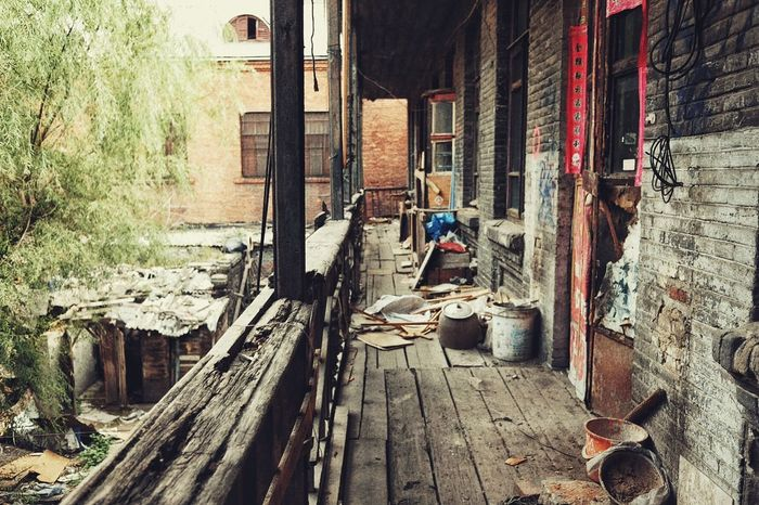 哈尔滨道外北二道街08 哈尔滨 Street Photography Street Documentary Photography Documentary Old Buildings Buildings Harbin China